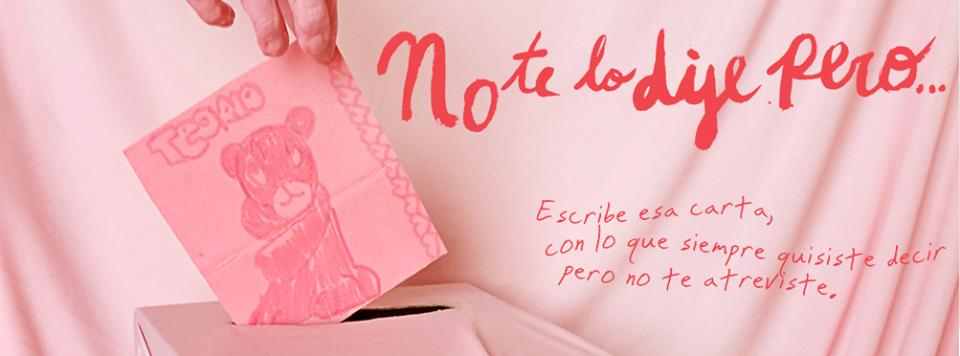 Formá parte de una exposición artística con tu carta de amor o desamor