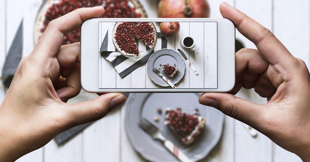 Estas apps hacen que las fotos de tu comida se vean increíbles