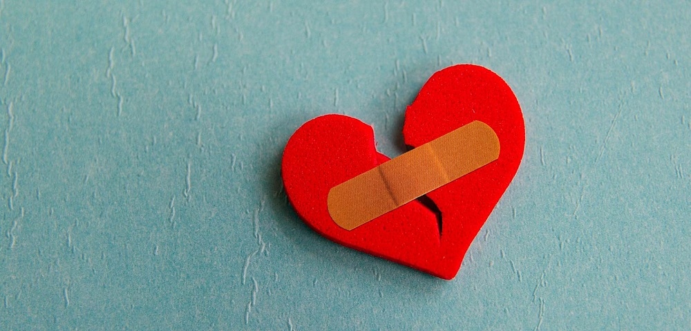 5 consejos que te ayudarán a sanar un corazón roto