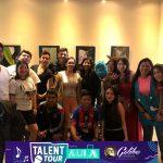 Primera Gira Talent Tour 2018 en el IGA