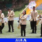 Festival de bandas 2018 organizado por el Colegio Católico San Pablo
