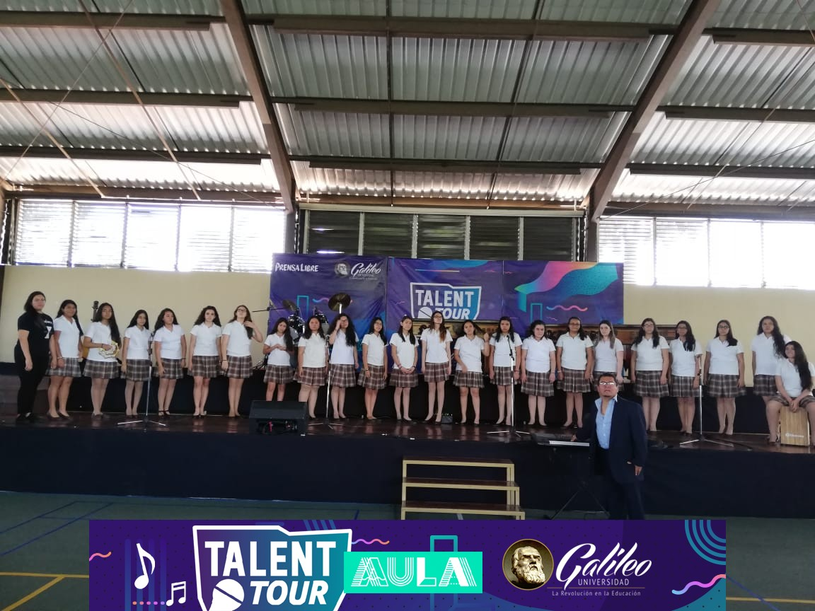 Gira Talent Tour 2018 Monte María