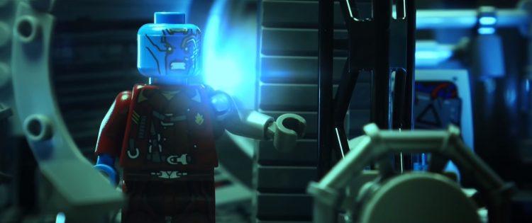 """Así se ve el tráiler de """"Avengers: Endgame"""" en versión LEGO"""