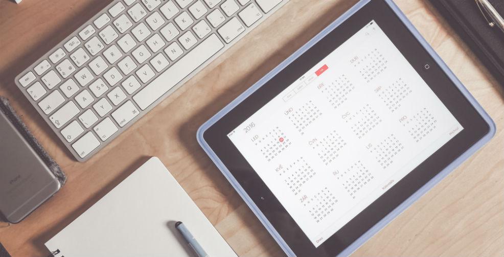 Sacale el jugo al calendario de tu teléfono