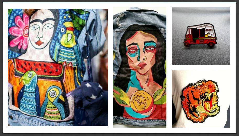 Emprendimientos guatemaltecos que te ayudan a personalizar tu ropa