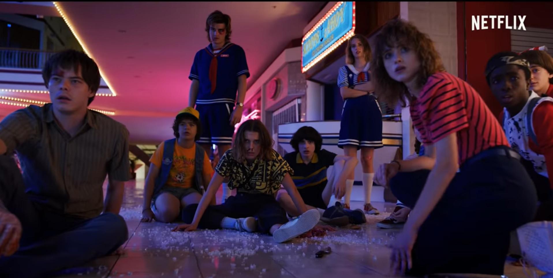 """""""Stranger Things"""" podría aparecer en la próxima temporada de Fortnite"""
