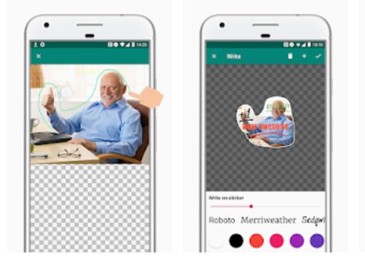 3 aplicaciones para crear stickers para WhatsApp (y cómo hacerlo)