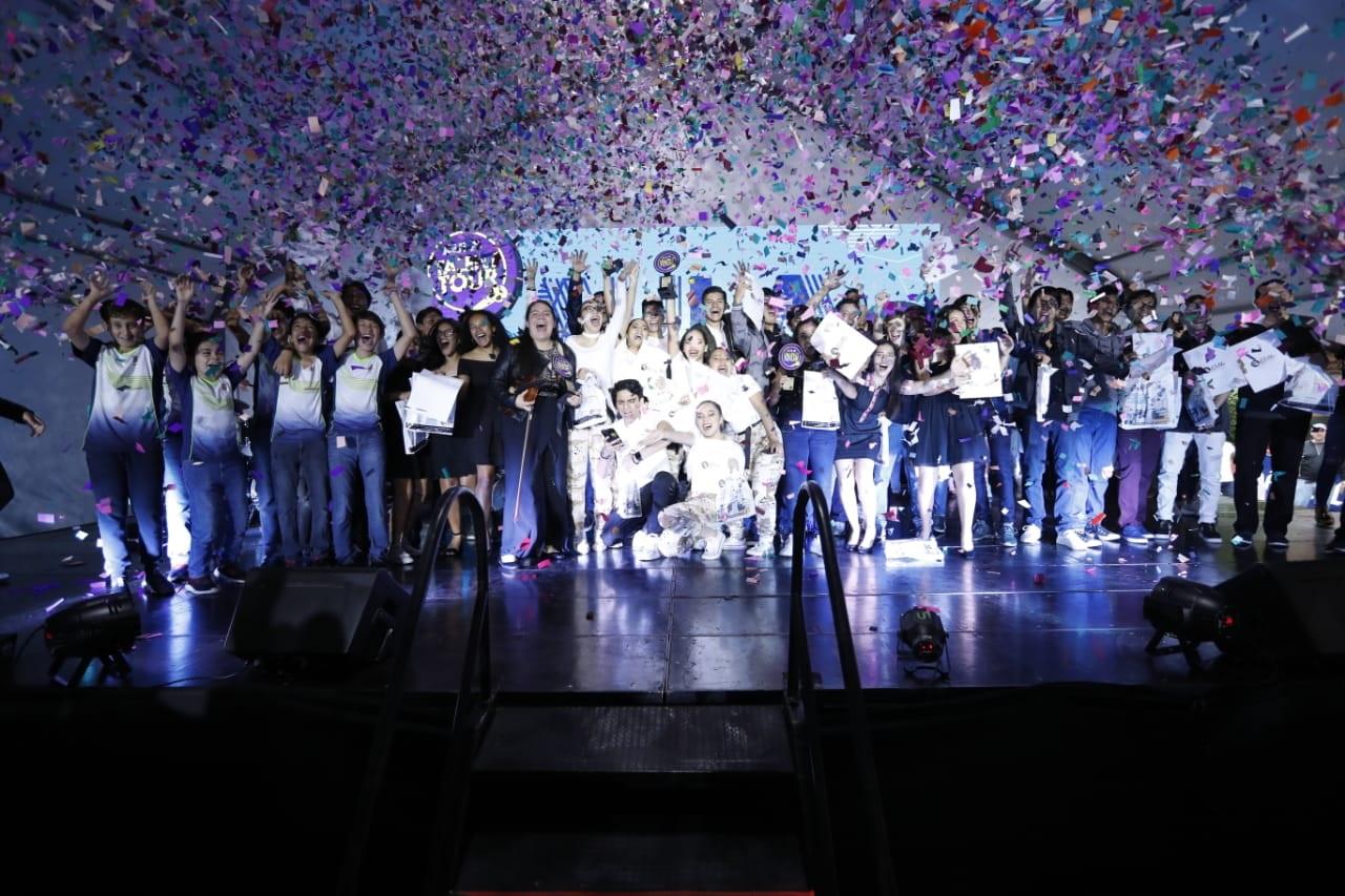 Gran Final Talent Tour Aula 2019